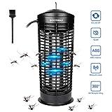 DEKINMAX Elektrischer Insektenvernichter,Elektrischer 11W UV Insektenvernichter Schutz vor...