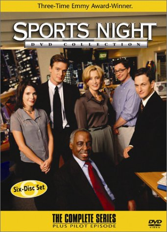 Sports Night - The Complete Series Boxed Set -  DVD, Felicity Huffman