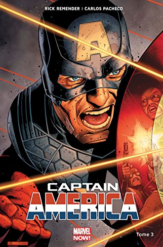 CAPTAIN AMERICA MARVEL NOW T03