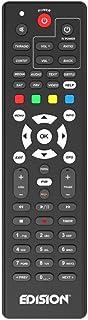 Edision TELECOMANDO UNIVERSALE EDI-RCU 3 Learn OS, ORIGINALE, OS LINUX Series, PROGRAMMABILE, 2in1 TV e RICEVITORE, OS NIN...