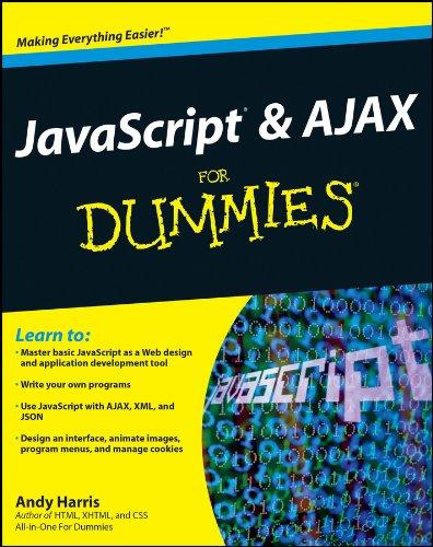 JavaScript & Ajax for Dummies