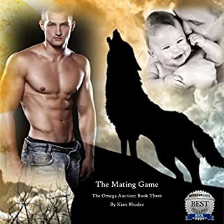The Mating Game     The Omega Auction, Book 3              By:                                                                                                                                 Kian Rhodes                               Narrated by:                                                                                                                                 Alexander Collins                      Length: 4 hrs and 27 mins     159 ratings     Overall 4.4