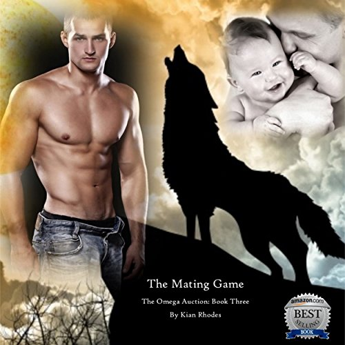 The Mating Game audiobook cover art