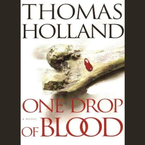 One Drop of Blood audiobook cover art