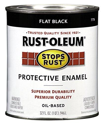 RUST-OLEUM Protective Enamel Paint Stops Rust