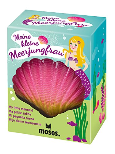 Moses 37904 Meine kleine Meerjungfrau-Wachsende Nixe