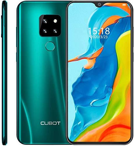 CUBOT P30 4G Android 9.0 Teléfono Movil Libre Pantalla 6,3