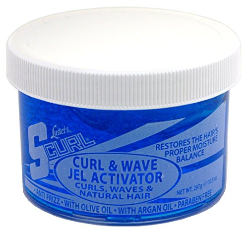 Lusters S-Curl Wave Jel & Activator 10.5 Ounce (310ml) (3 Pack)