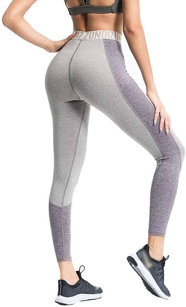Recommendation HUOLEO Women High Waist Over item handling ☆ Yoga Pants Color Letter Leggings Printed