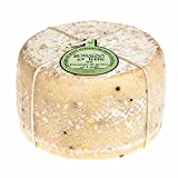 Pecorino grotta ai 4 pepe - Queso de leche de oveja, madurado con 4 variedades de pimienta, 100 días madurados