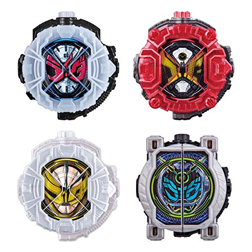 Bandai Kamen Rider Zi-O DX Memorial Ride Watch Set