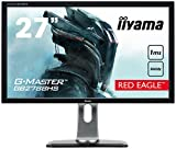 iiyama G-Master GB2788HS-B2 LED Display 68,6 cm (27') Full HD Plana Mate Negro - Monitor (68,6 cm (27'), 1920 x 1080 Pixeles, Full HD, LED, 1 ms, Negro)