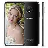 Smartphone 4G DOOGEE X95 Android 10.0 Cellulari Offerta, 6,52 Pollici, Batteria 4350mAh,13MP+2MP+2MP+5MP Tripla Fotocamera, 2GB+16GB, Quad Core, Face ID, Nero