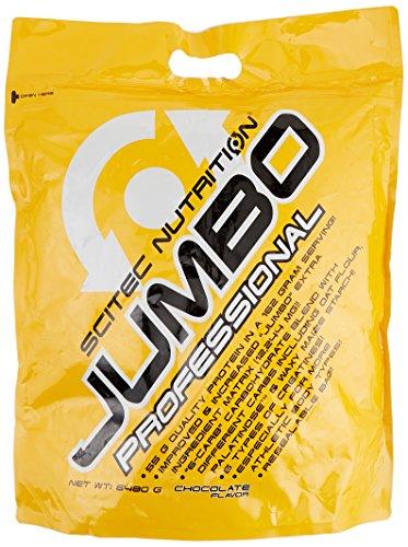 Scitec Nutritiongainer Jumbo Professional, Schokolade, 6480g