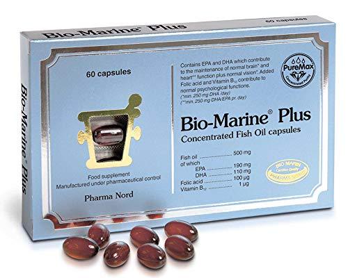 Pharma Nord Bio-Marine Plus 60 Capsules (Pack of 3)