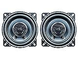 PG Audio 10 cm 2 Wege Koax FLACH Lautsprecher 100 mm geringe Einbautiefe