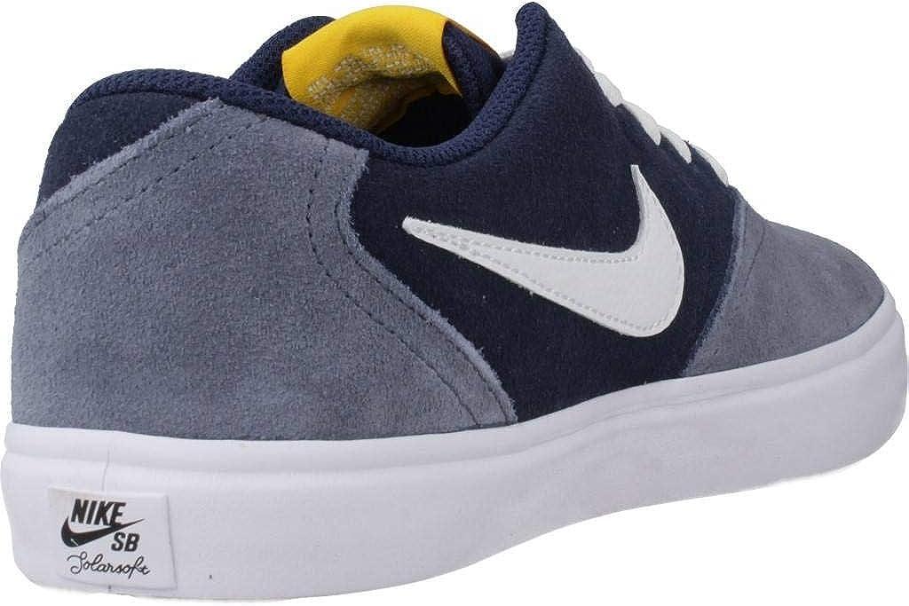 Chaussures Chaussure de Marche Femme Nike SB Check Solarsoft ...