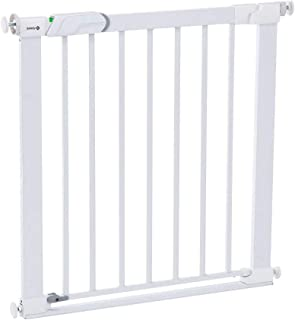 comprar comparacion Safety 1st Easy Close Metal Barrera de seguridad metalica para puertas y escaleras, Puerta de seguridad 80 cm hasta 136 cm...