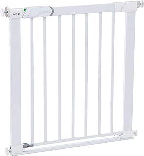 17b986b706f3 Safety 1st 'Easy Close' Barrera de seguridad metálica para puertas, color  blanco