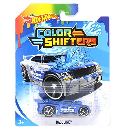HW Color Shifters Policía Bassline