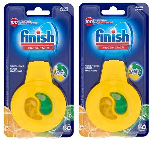Finish Spülmaschinen-Deo Citrus & Limette DUO 1x 2 Stück