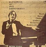 Klaviermusik aus zwei Jahrhunderten [Vinyl LP]