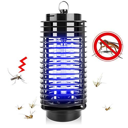 Brandless Electric Bug Zapper, Electric Mosquito Zappers/Killer - Insect Fly Trap, Powerful Insect Killer,Mosquito lamp, Electronic UV Lamp for for Indoor,Mosquito Repellent Patio Lantern