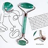 Zoom IMG-1 baimei jade roller gua sha