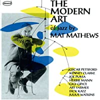 The Modern Art of Jazz by Mat Mathews