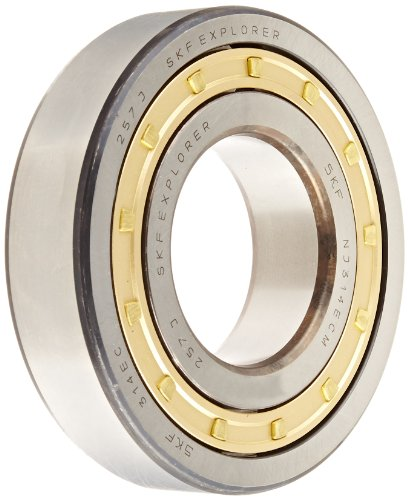 18.000 ID Cuscinetto radiale a rullo cuscinetto in acciaio SKF