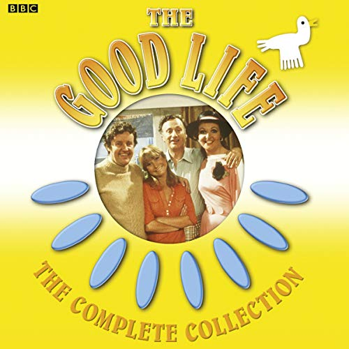 The Good Life: The Complete Collection                   By:                                                                                                                                 John Esmonde,                                                                                        Bob Larbey,                                                                                        John Esmonde and Bob Larbey                               Narrated by:                                                                                                                                 Felicity Kendal,                                                                                        full cast,                                                                                        Paul Eddington,                   and others                 Length: 14 hrs and 15 mins     1 rating     Overall 5.0