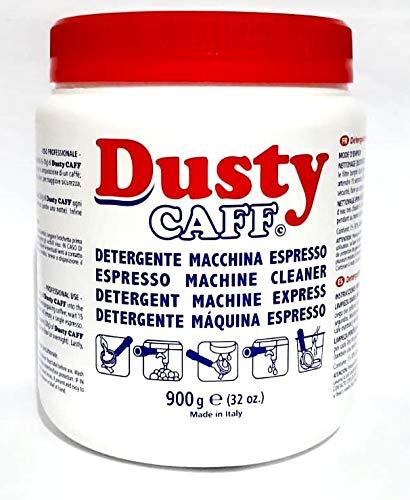 DUSTY CAFF Detergente macchine espresso in polvere 900G
