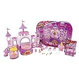 Glitzi Globes Disney Princess Schloß Spielset (Schneekugel) [UK Import] -