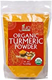 Jiva USDA Organic Turmeric Powder (Curcumin) 7oz - Packaged in...