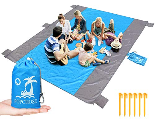 WEISY Beach Towel Large Sports Sand Proof Beach Blanket Polyester Printed Portable for Beach Yoga Swimming /& Camping Gym Travel