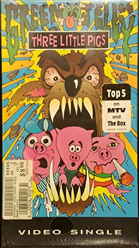 Green Jelly: Three Little Pigs Video Single [VHS]