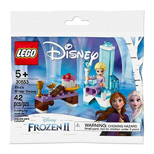 LEGO Disney Frozen 2 Elsa 's Winter Trono 30553