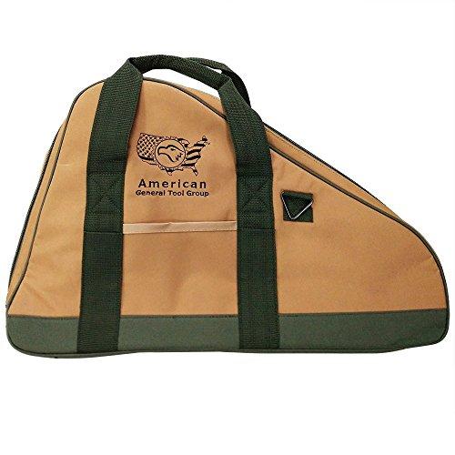 "Superior Parts H838 23"" wide x 15"" tall x 4"" wide Framing Nailer Bag Fits Hitachi NR83A"