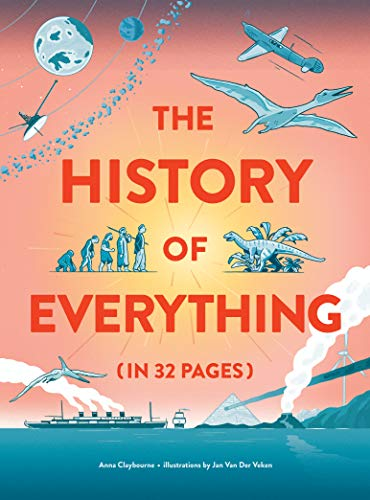 Image of The History of Everything in 32 Pages