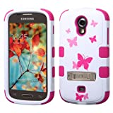 Wydan Case for Samsung Galaxy Light T399 - TUFF Kickstand Impact Hybrid Hard Gel Shockproof Case Cover