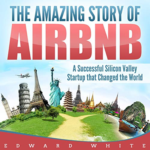 Couverture de The Amazing Story of Airbnb