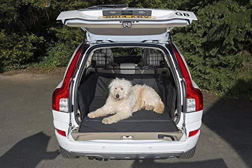 The Urban Company - Alfombrilla Acolchada para Maletero de Mercedes-Benz Cla Shooting Brake (5 Puertas) (años 15 – 17), Impermeable, Ideal para Viajar con Perros y Mascotas