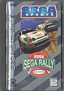 saturn racing games
