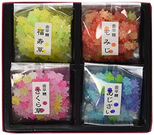 豆富本舗『金平糖 四季』