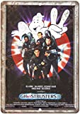 HiSign Ghostbusters II Movie Blechschilder Metall Poster