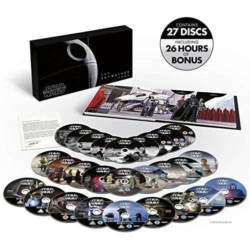 Star Wars The Skywalker Saga [Blu-ray]