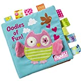 SUNEN Baby Soft Book Cloth Book Crinkle Books Educational...