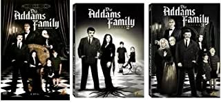 Die Addams Family - Staffel /Season 1 + 2 + 3 Collection Set - 9 DVDs ganze Serie