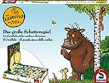 Giochi per Bambini The Gruffalo Il Grande Gioco di Ombre [Importato dalla Germania]