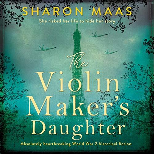Couverture de The Violin Maker's Daughter